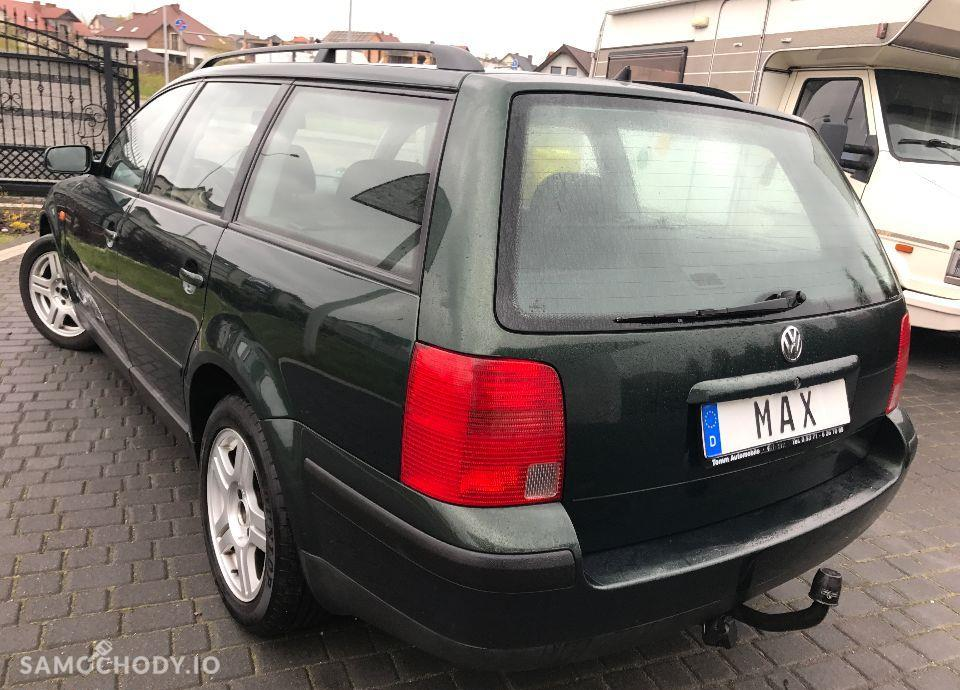 Volkswagen Passat Sliczna Passat 1,8T 125KM alusy Klimatronic Niemcy 37