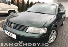 volkswagen z województwa pomorskie Volkswagen Passat Sliczna Passat 1,8T 125KM alusy Klimatronic Niemcy