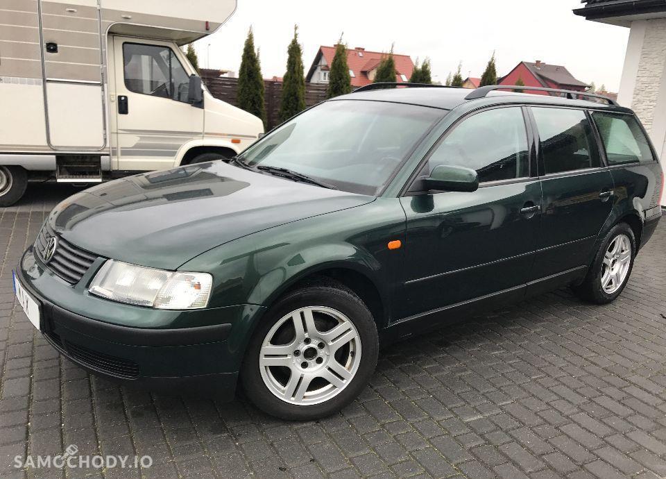 Volkswagen Passat Sliczna Passat 1,8T 125KM alusy Klimatronic Niemcy 2