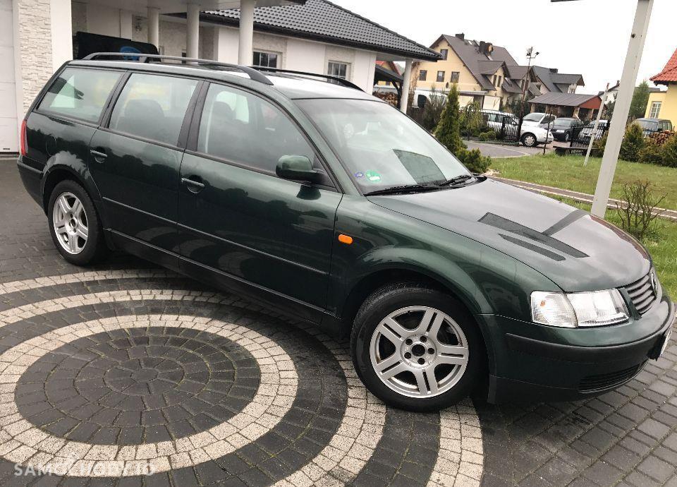 Volkswagen Passat Sliczna Passat 1,8T 125KM alusy Klimatronic Niemcy 11