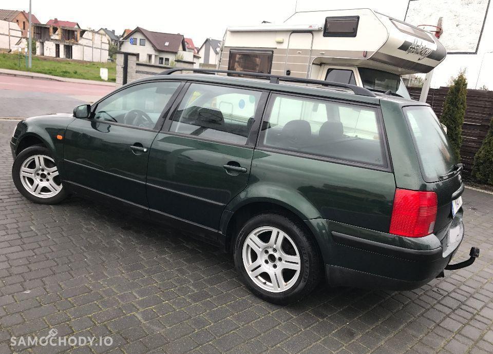 Volkswagen Passat Sliczna Passat 1,8T 125KM alusy Klimatronic Niemcy 46