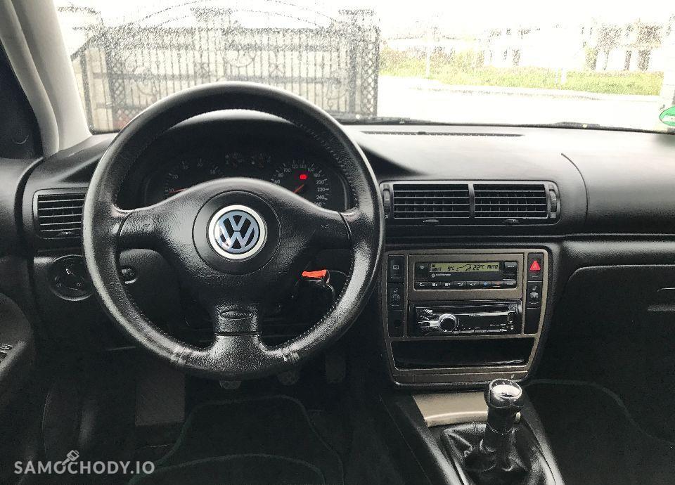 Volkswagen Passat Sliczna Passat 1,8T 125KM alusy Klimatronic Niemcy 67