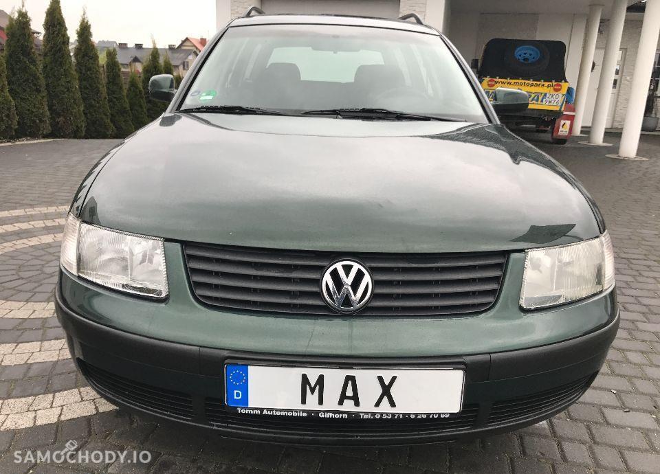Volkswagen Passat Sliczna Passat 1,8T 125KM alusy Klimatronic Niemcy 4