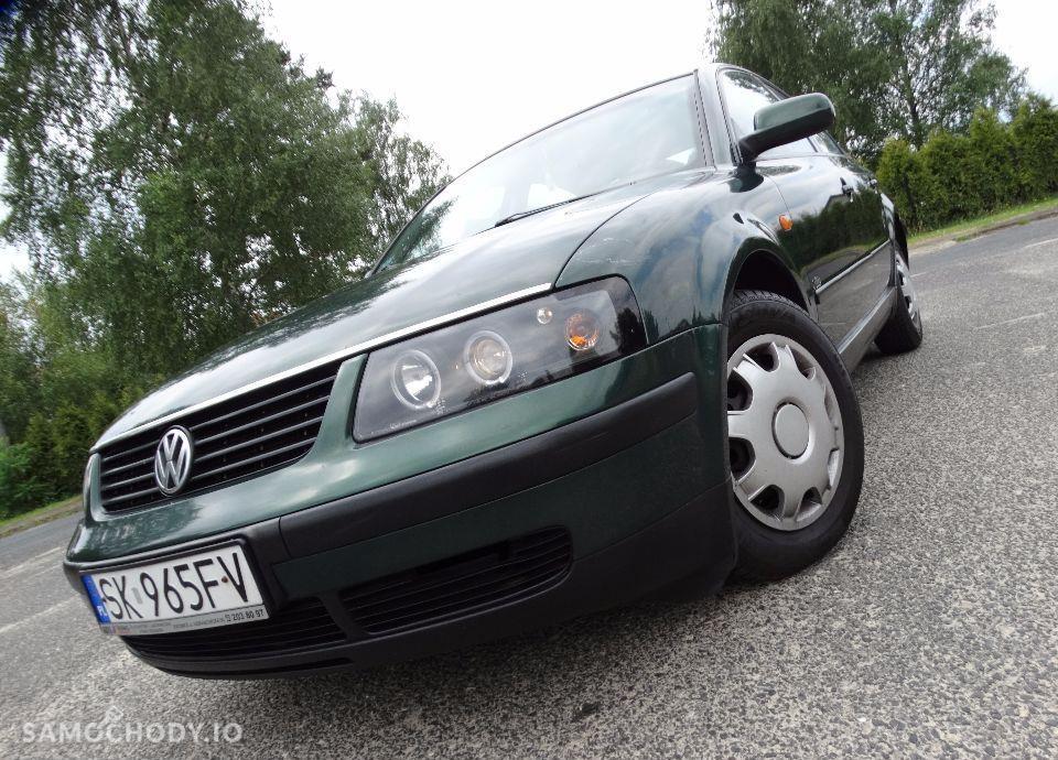 Volkswagen Passat 1.9 TDI sedan klimatronik bardzo ładny 20 tyś temu wymieniony rozrząd 1
