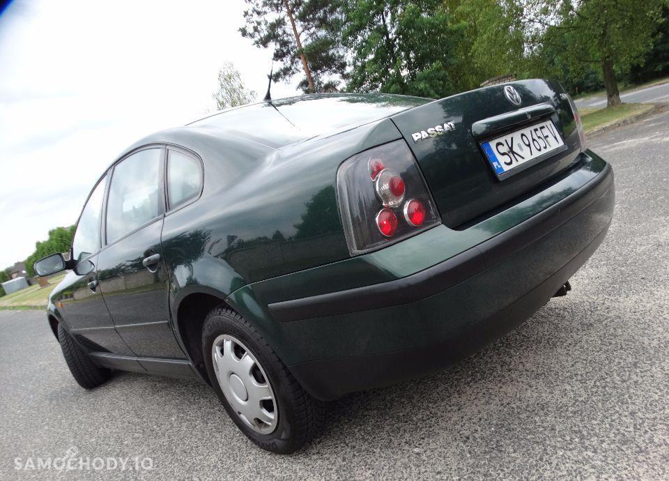 Volkswagen Passat 1.9 TDI sedan klimatronik bardzo ładny 20 tyś temu wymieniony rozrząd 7