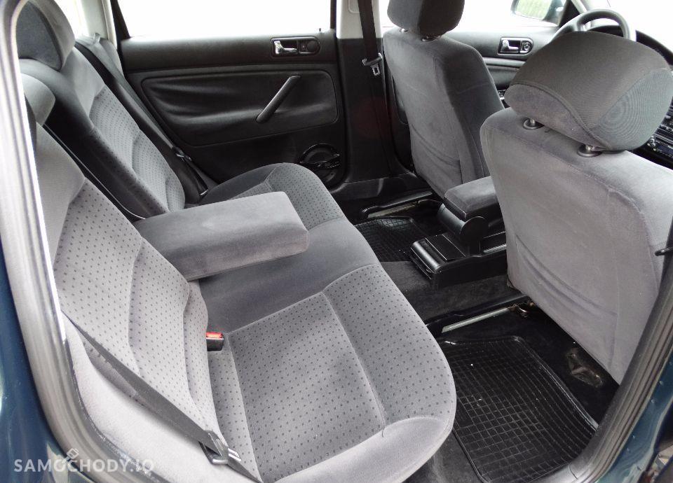 Volkswagen Passat 1.9 TDI sedan klimatronik bardzo ładny 20 tyś temu wymieniony rozrząd 29