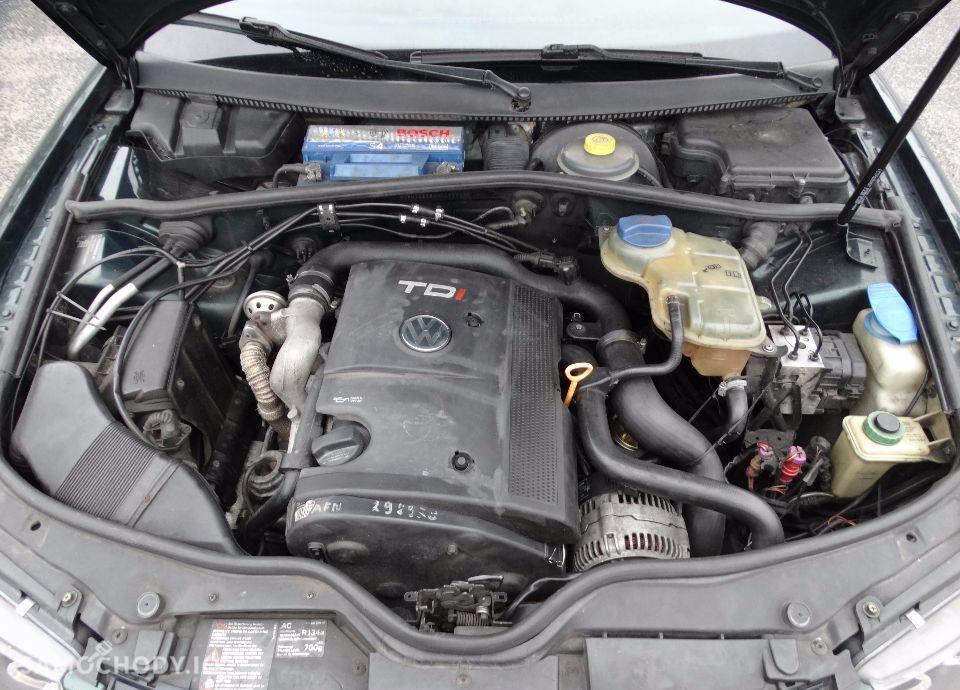 Volkswagen Passat 1.9 TDI sedan klimatronik bardzo ładny 20 tyś temu wymieniony rozrząd 92