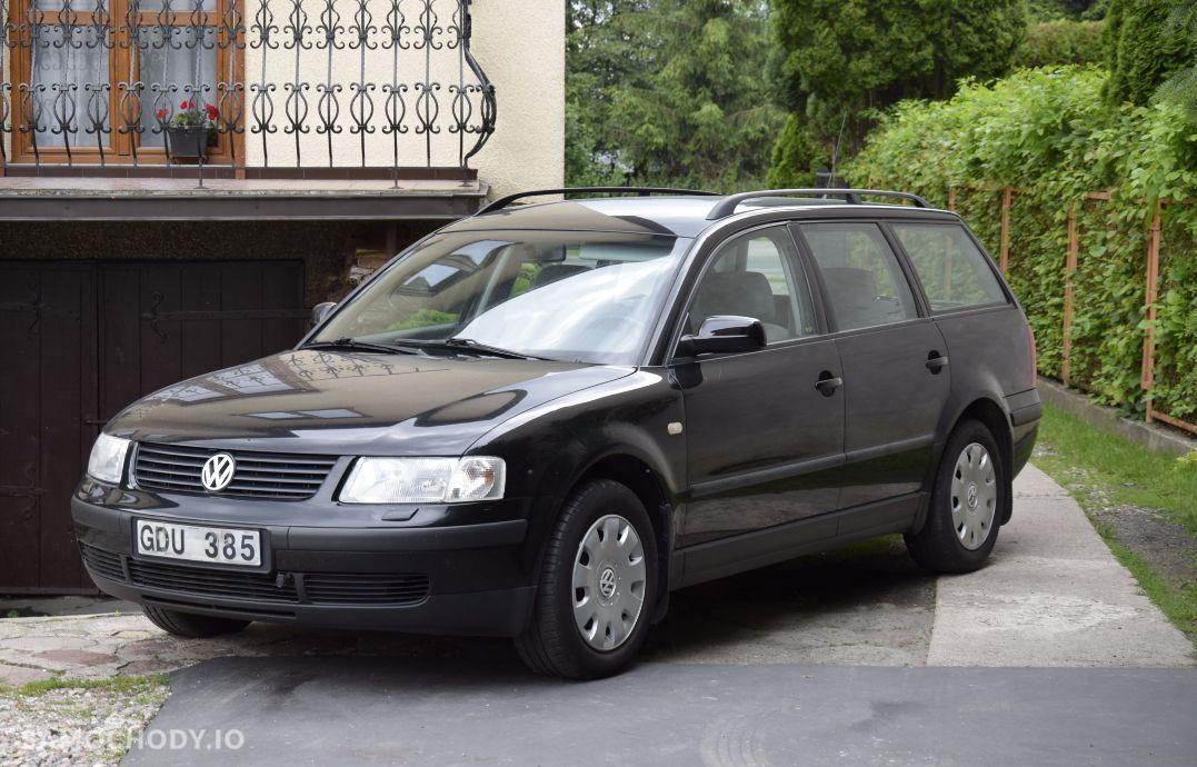 Volkswagen Passat 1,8 Turbo Benzyna 150 KM 4