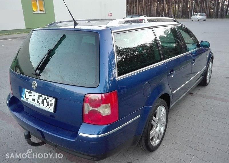 Volkswagen Passat VW Passat 1,9 TDI 130KM NAVI Tempomat 6biegów Xenon HIGHLINE 11