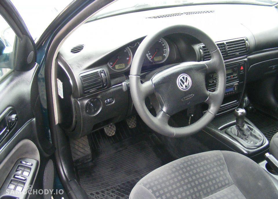 Volkswagen Passat FL 130km, klimatronik, ESP, radio CD/USB, zarejestrowany 37