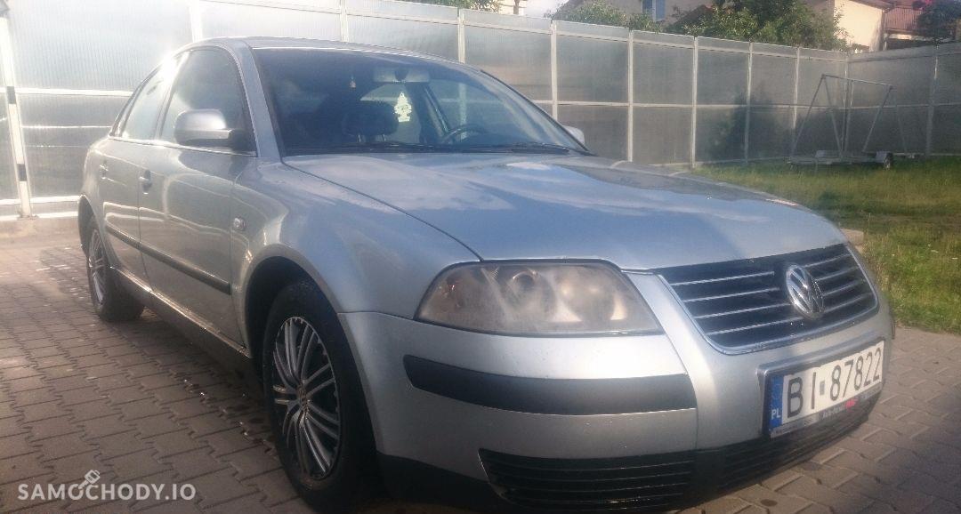Volkswagen Passat 1.8 T z Gazem polecam 4