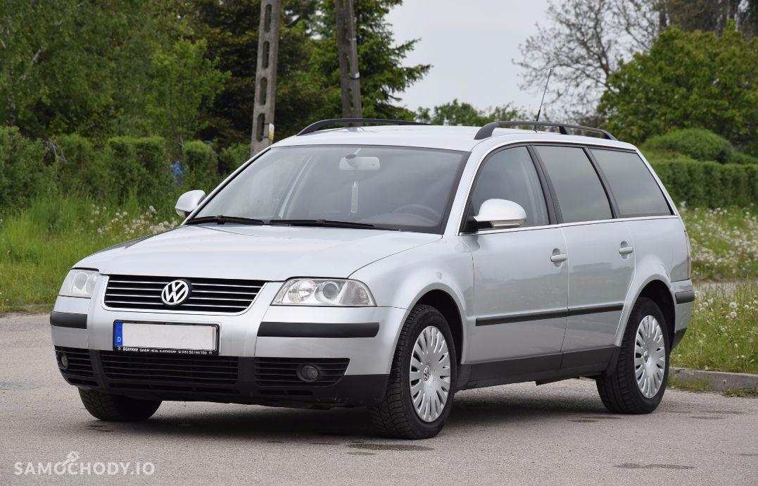 Volkswagen Passat 1.9Tdi 130KM,6 Biegów,Bezwypadkowy 4