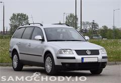 volkswagen z województwa mazowieckie Volkswagen Passat 1.9Tdi 130KM,6 Biegów,Bezwypadkowy