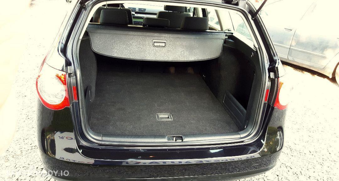 Volkswagen Passat 1,9 TDI Bezwypadkowy z udokumentowanym przebiegiem 7