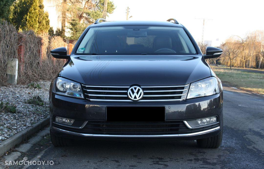 Volkswagen Passat B7 2.0 Tdi 140km BOGATA WERSJA Duża Navi 4