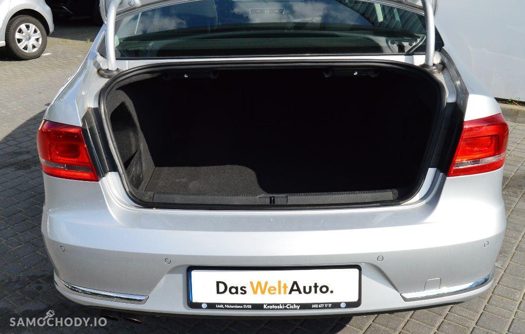 Volkswagen Passat Limousine 2.0TDI 140KM BMT 6 G Comfortline Salon PL FV23% Gwarancja 121