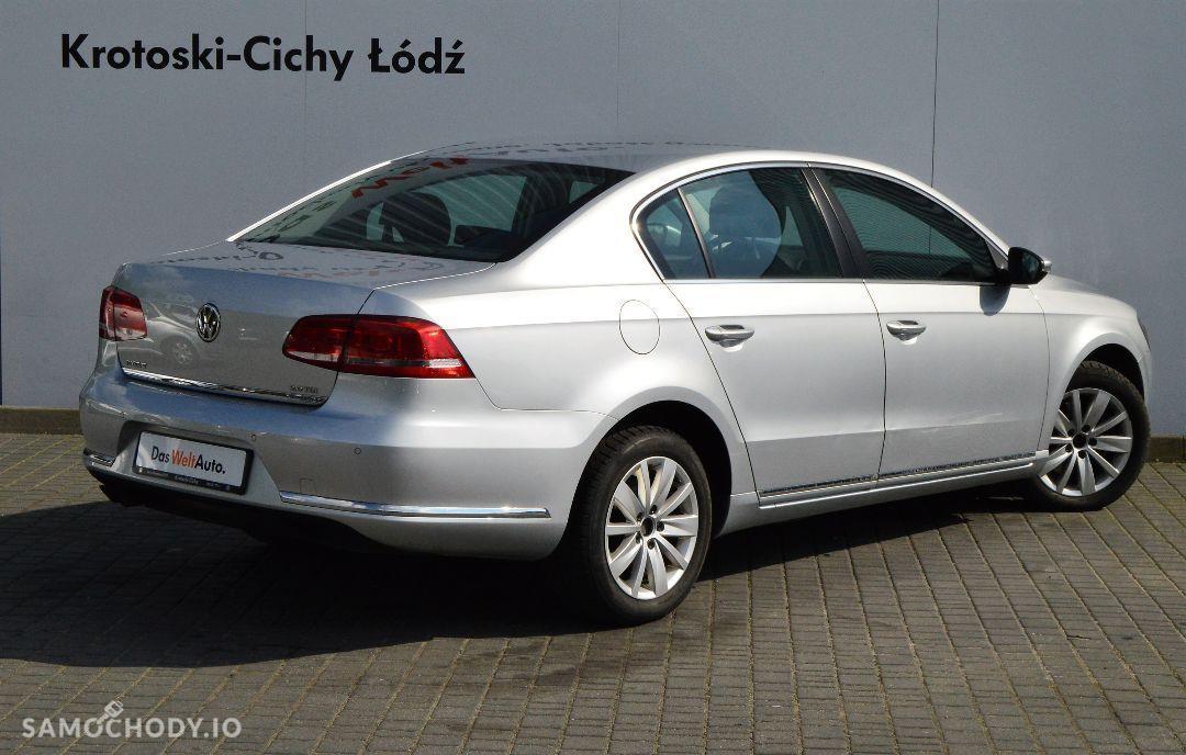 Volkswagen Passat Limousine 2.0TDI 140KM BMT 6 G Comfortline Salon PL FV23% Gwarancja 16