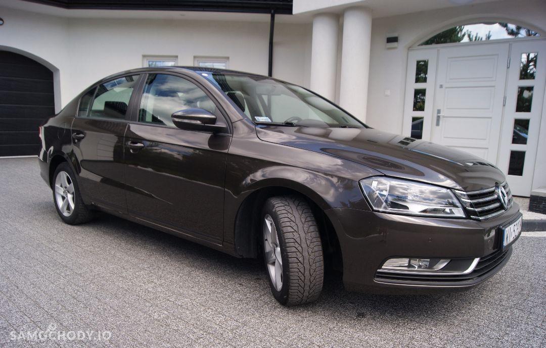 Volkswagen Passat 2014r 1.6 TDI ORYGINAŁ TYLKO 80 tys km Sedan Serwis ASO Cena NETTO 2