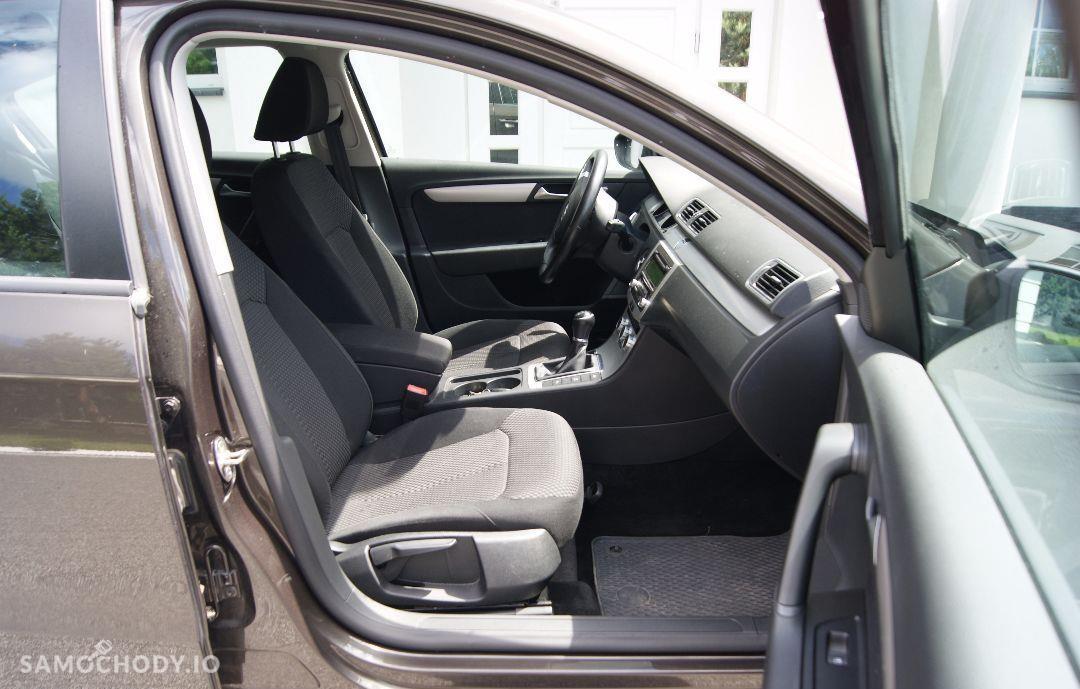 Volkswagen Passat 2014r 1.6 TDI ORYGINAŁ TYLKO 80 tys km Sedan Serwis ASO Cena NETTO 11