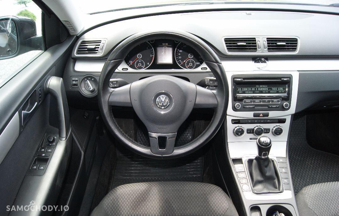 Volkswagen Passat 2014r 1.6 TDI ORYGINAŁ TYLKO 80 tys km Sedan Serwis ASO Cena NETTO 22