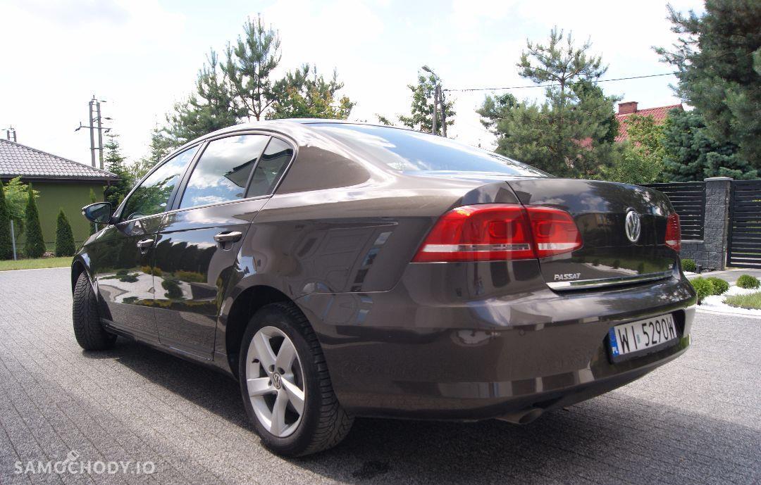Volkswagen Passat 2014r 1.6 TDI ORYGINAŁ TYLKO 80 tys km Sedan Serwis ASO Cena NETTO 7