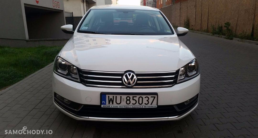 Volkswagen Passat Passat 2012, 1 właściciel, salon pl, garażowany. 2