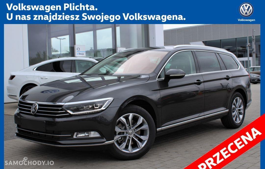 Volkswagen Passat Highline 2.0 TDI 190 KM OD RĘKI Plichta Gdańsk 1