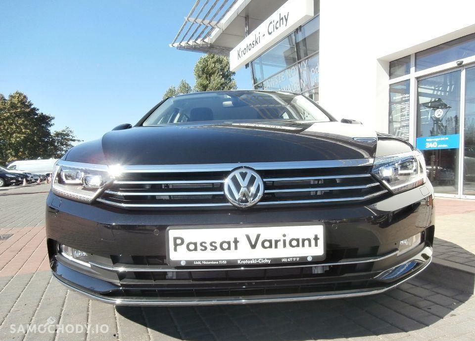 Volkswagen Passat Var. High. 1.8TSI 180KM DSG, Aktyw. wyśw, Duża Navi, Led, Leasing 101% 2