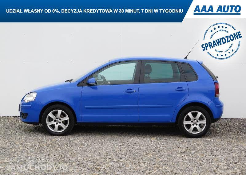 Volkswagen Polo 1.9 TDI, Klima, Tempomat, Parktronic, Podgrzewane siedzienia,ALU 7