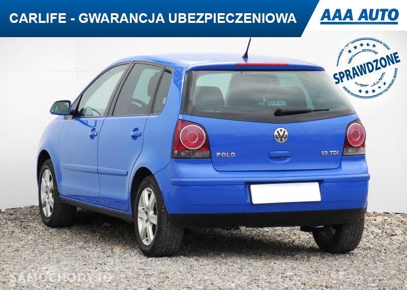Volkswagen Polo 1.9 TDI, Klima, Tempomat, Parktronic, Podgrzewane siedzienia,ALU 11