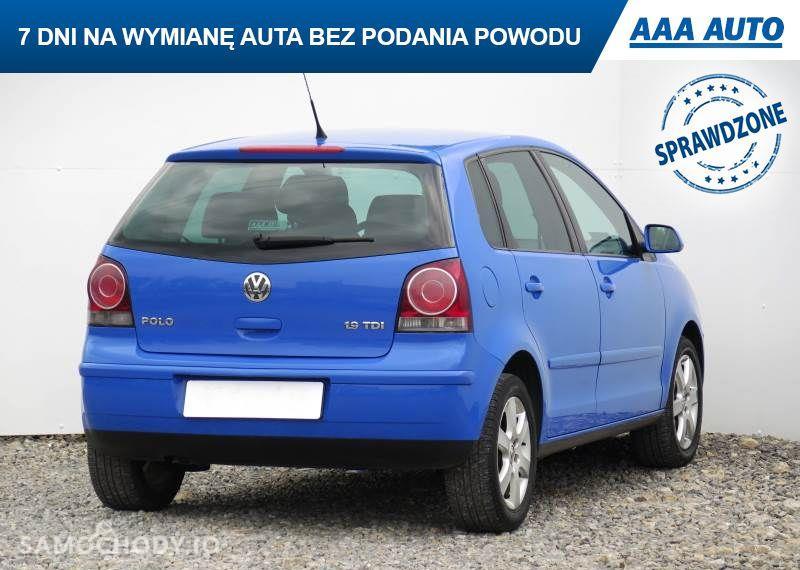 Volkswagen Polo 1.9 TDI, Klima, Tempomat, Parktronic, Podgrzewane siedzienia,ALU 22