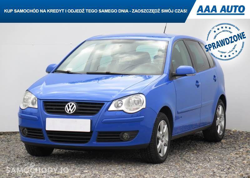 Volkswagen Polo 1.9 TDI, Klima, Tempomat, Parktronic, Podgrzewane siedzienia,ALU 4