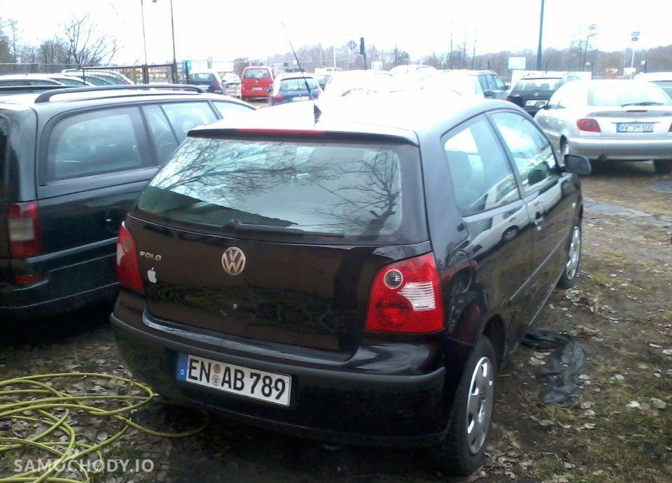 Volkswagen Polo 1.2 Benzyna z klimatyzacją,sprowadzony opłacony 67