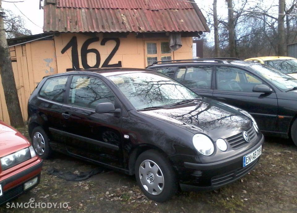 Volkswagen Polo 1.2 Benzyna z klimatyzacją,sprowadzony opłacony 1