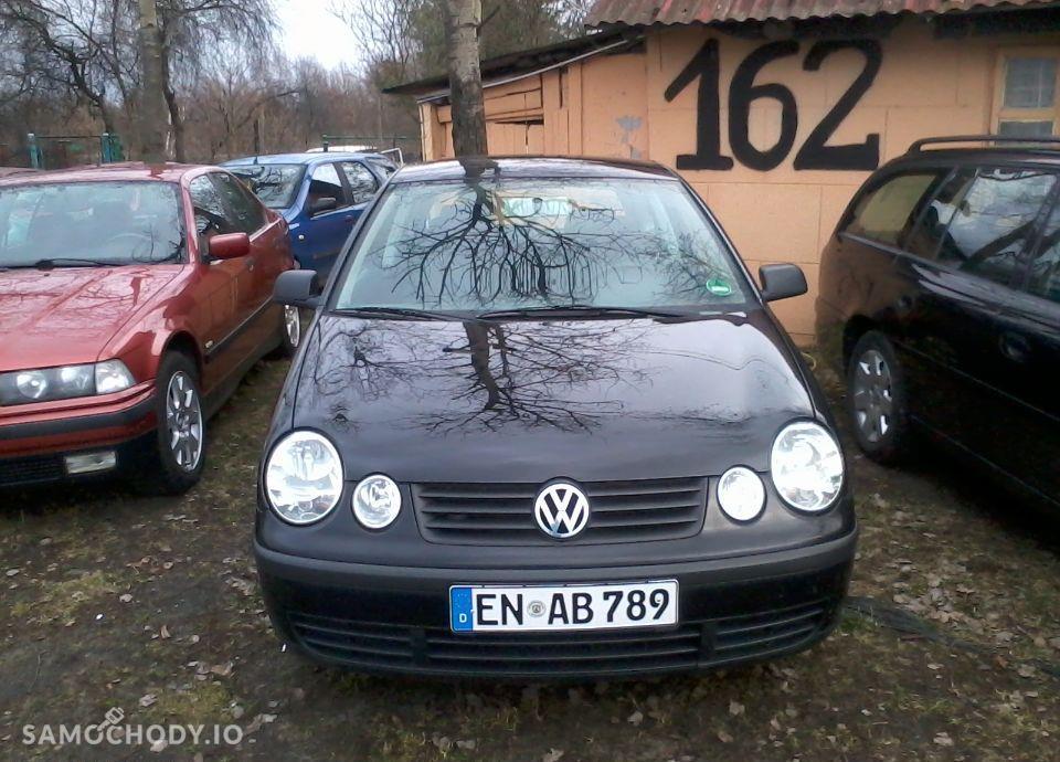 Volkswagen Polo 1.2 Benzyna z klimatyzacją,sprowadzony opłacony 46