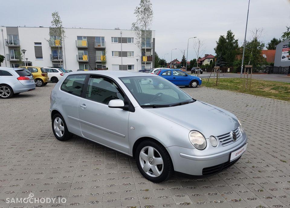 Volkswagen Polo 1.9 Tdi 101Km*Klima*Aluski*Wspomaganie*El szyby*Pl* 4
