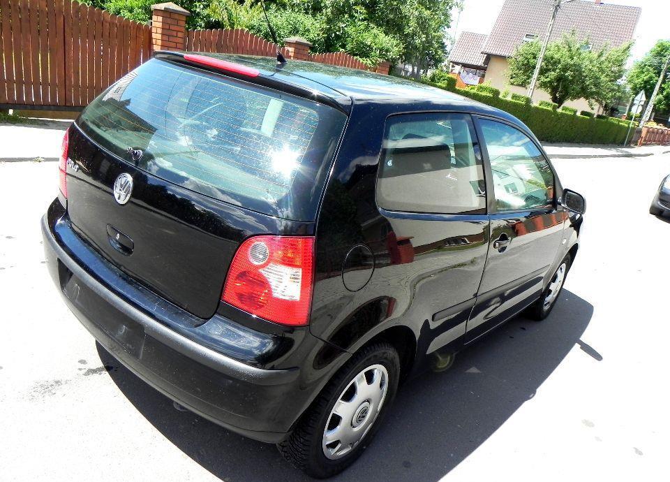 Volkswagen Polo Klima zadbana 4