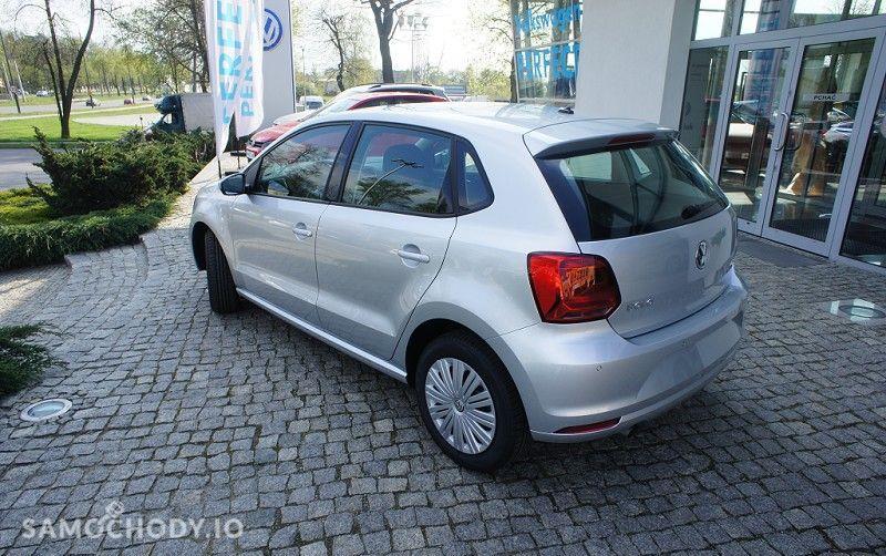 Volkswagen Polo Trendline 1.0 60KM Bluetooth, Klimatyzacja 7