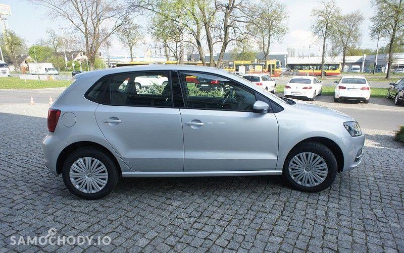 Volkswagen Polo Trendline 1.0 60KM Bluetooth, Klimatyzacja 2