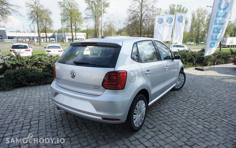Volkswagen Polo Trendline 1.0 60KM Bluetooth, Klimatyzacja 4