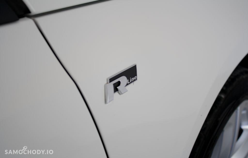 Volkswagen Scirocco Salon PL I wł Bezwypadkowy R-Line Biała Perła Navi fv23% 7