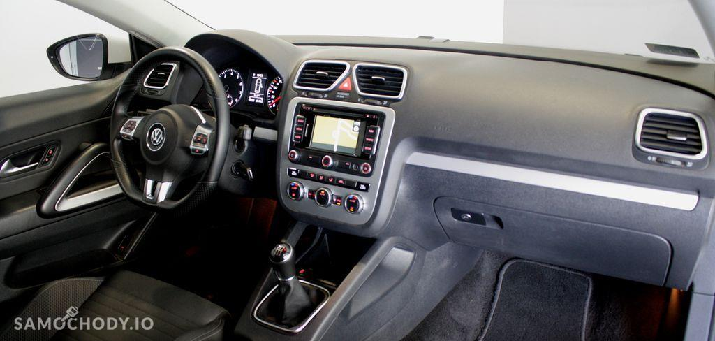 Volkswagen Scirocco Salon PL I wł Bezwypadkowy R-Line Biała Perła Navi fv23% 22