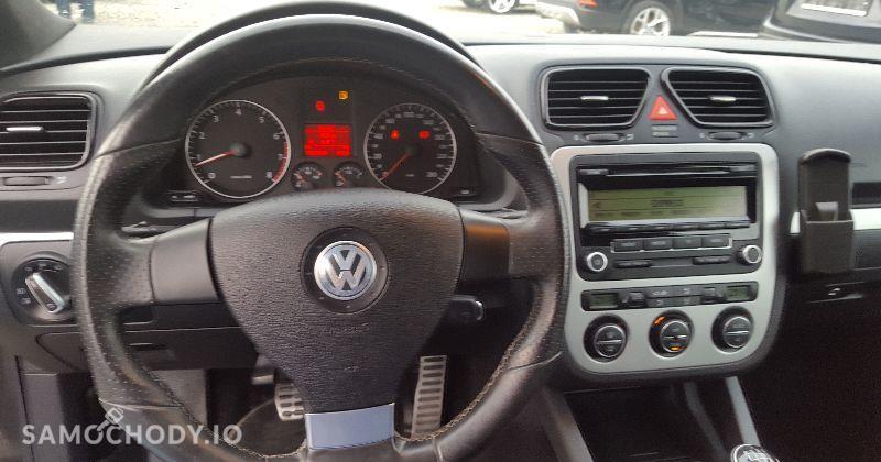 Volkswagen Scirocco super stan sport 2 X KLIMA TRONIK, Pierwszy Właściciel 22