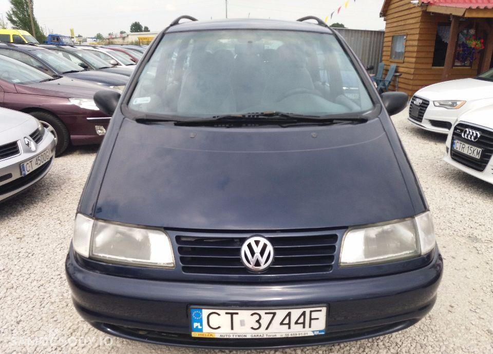 Volkswagen Sharan 7 osobowy małe 79
