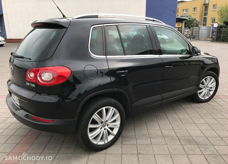 """Volkswagen Tiguan Śliczny TDI 4 MOTION klimatronic xenon alus 17"""" z Niemiec 7"""