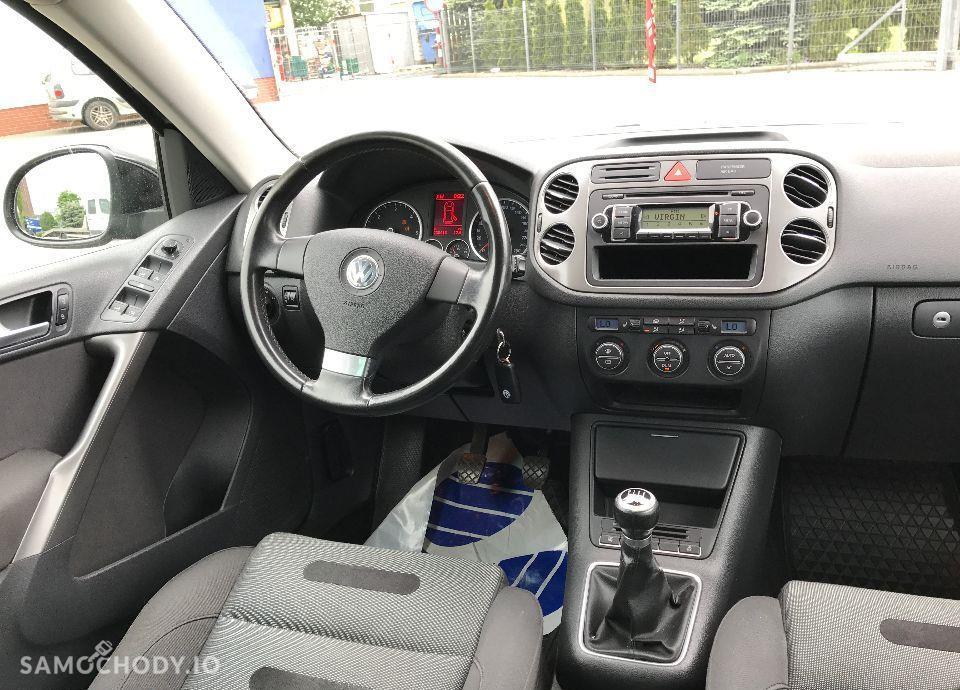 """Volkswagen Tiguan Śliczny TDI 4 MOTION klimatronic xenon alus 17"""" z Niemiec 46"""