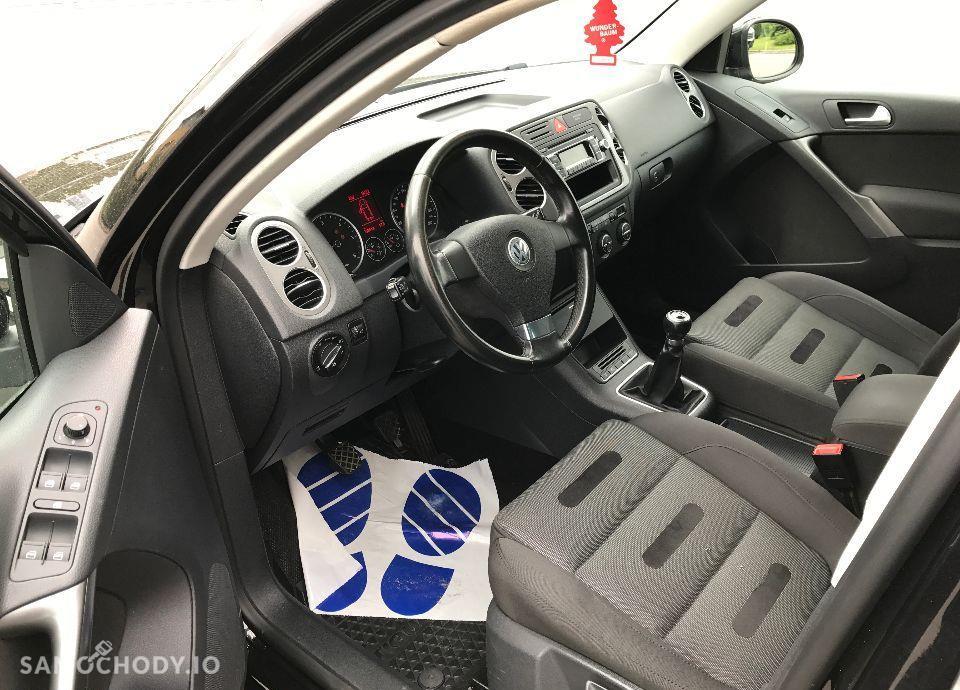 """Volkswagen Tiguan Śliczny TDI 4 MOTION klimatronic xenon alus 17"""" z Niemiec 37"""