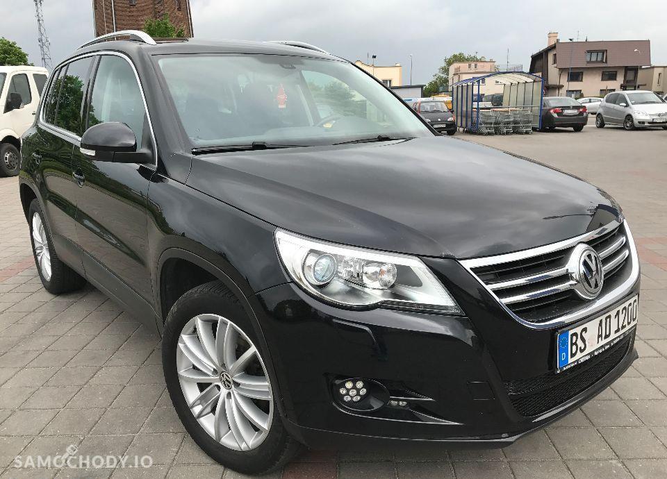 """Volkswagen Tiguan Śliczny TDI 4 MOTION klimatronic xenon alus 17"""" z Niemiec 29"""