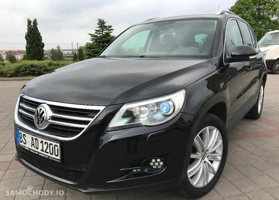 """Volkswagen Tiguan Śliczny TDI 4 MOTION klimatronic xenon alus 17"""" z Niemiec 1"""