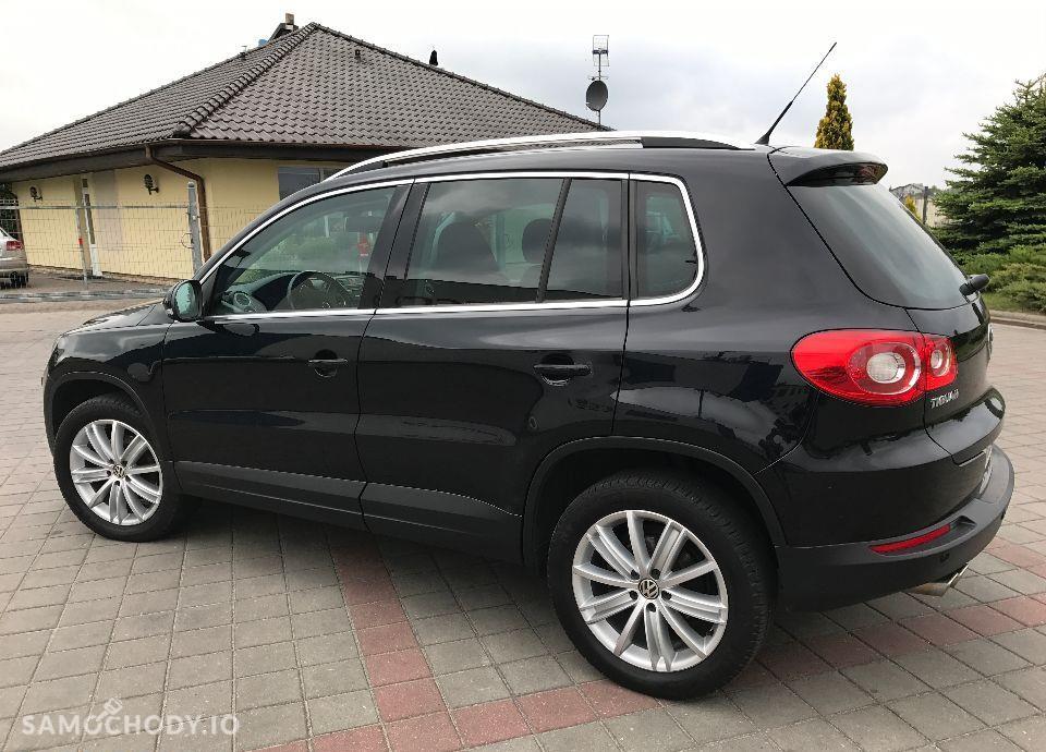 """Volkswagen Tiguan Śliczny TDI 4 MOTION klimatronic xenon alus 17"""" z Niemiec 11"""